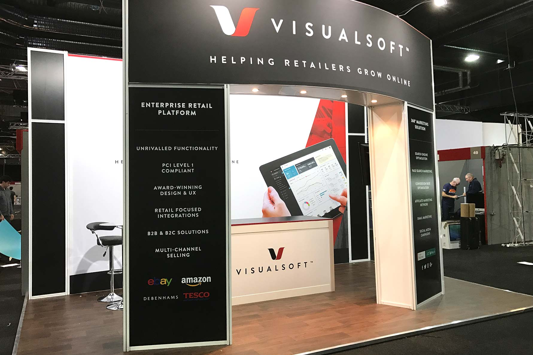 Exhibition Stand Hire Yorkshire : Smart display exhibitions exhibition stands